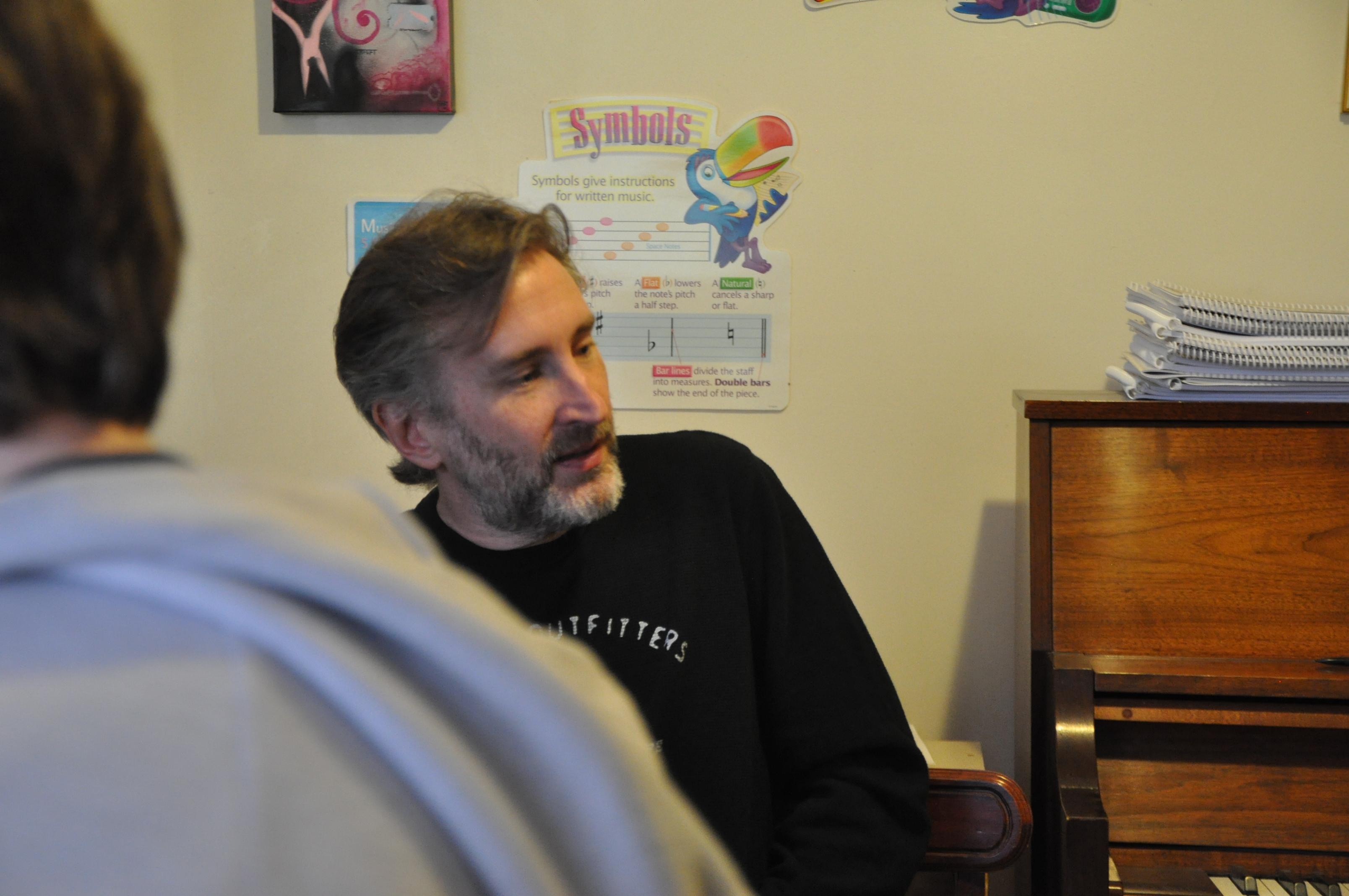 Robert baldwin music teacher